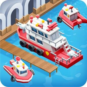 Idle Firefighter Tycoon MOD APK v1.20 (Dinero infinito)
